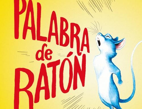 """Alejandra ens recomana el llibre: """"Palabra de ratón"""""""